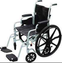 Drive Medical, Poly Fly wheelchair, Poly-fly wheelchair, combination wheelchair